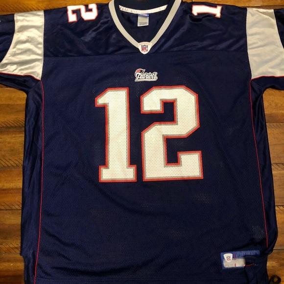 NFL Tom Brady Jersey
